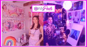 OnlyPods by Remi Dalton & Jevijoe Vitug  @ Flux Factory | New York | United States