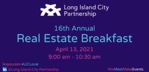 LIC Partnership's Annual Real Estate Breakfast