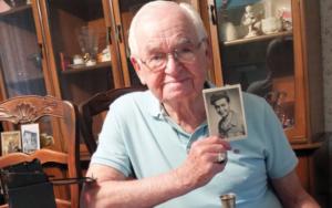 A Talk with Seymour Kaplan: Dachau Liberator @ virtual