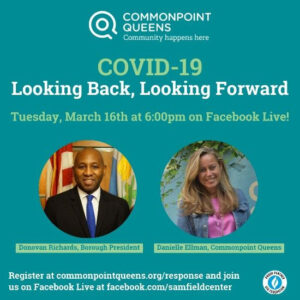 COVID-19: Looking Back, Looking Forward @ virtual