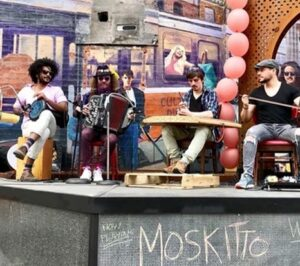 Moskitto Bar @ Flushing Town Hall at Home | New York | United States