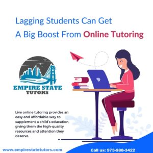 1 on 1 Personalized online tutoring with Empire State Tutors @ EMPIRE STATE TUTORS | New York | United States