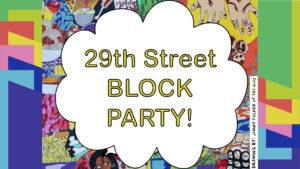 Din Din: 29th Street Block Party @ Windmill Community Garden | New York | United States