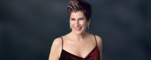 """Pride Trilogy II - Marieann Meringolo """"Here's to the Ladies! A Salute to Great Ladies of Song"""" @ Flushing Town Hall at Home 