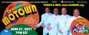 THE SENSATIONAL SOUL CRUISERS - Drive-In Concert @ Queensborough Performing Arts Center | New York | United States