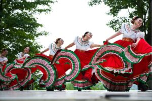 Queens Theatre in the Park: Calpulli Mexican Dance Community Day & Fiesta @ Flushing Meadows - Corona Park