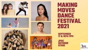 Making Moves Dance Festival @ Jamaica Performing Arts Center | New York | United States