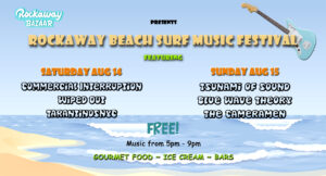 Rockaway Beach Surf Music Festival @ Rockaway Bazaar | New York | United States