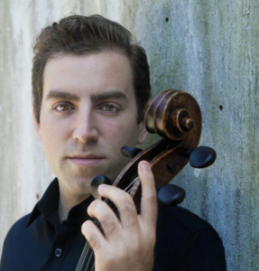 Thomas Mesa, cello: Echoes in Life @ Uncommonly Studio at The Box Factory | New York | United States