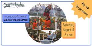 Queensboro Dance Festival @ Travers Park | New York | United States