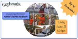 Queensboro Dance Festival @ Hunter's Plaza Point South Park, LIC | New York | New York | United States