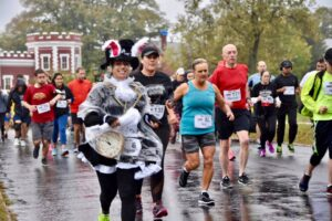 BHS's 20th Annual Totten Trot 5K Foot Race & Kids' Fun Run @ Bayside Historical Society | New York | United States