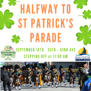 Halfway to St Patrick's Parade @ New York | United States