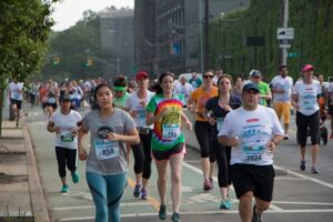 6th Annual LIC Waterfront 5K @ Hunters Point South Park | New York | United States
