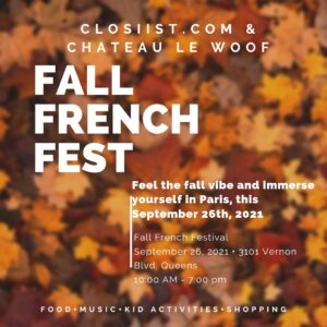 Fall French Festival @ Chateau le Woof | New York | United States