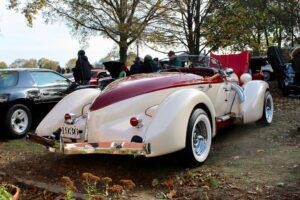 BHS Vintage Car Show 2021 @ Bayside Historical Society | New York | United States