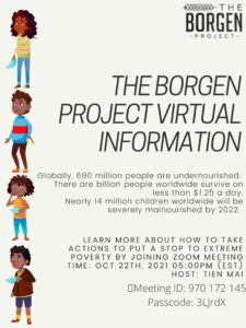 The Borgen Project Virutal Information @ Virtual