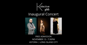 Kollective366 - Inaugural Concert @ Trinity Lutheran Church | New York | United States