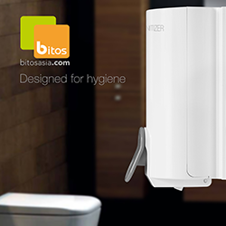 Toilet Seat Sanitizing Dispenser