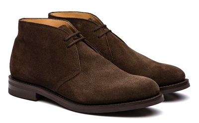 James Bond Church's Ryder III chukkas