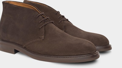 affordable alternatives James Bond Church's Ryder III chukkas