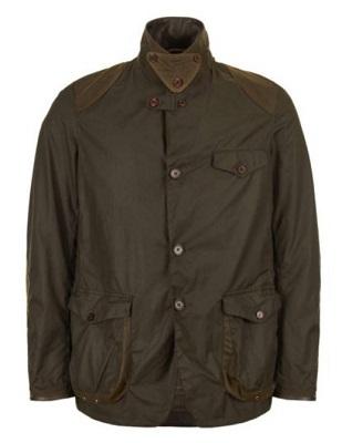 James Bond Barbour Skyfall jacket