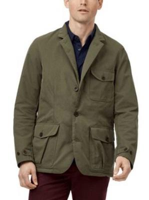James Bond Barbour Skyfall jacket affordable alternative