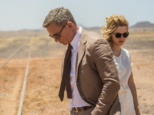Daniel Craig James Bond Brunelli Cucinelli SPECTRE blazer
