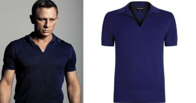 James Bond SPECTRE Polo