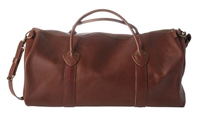 James Bond style luggage