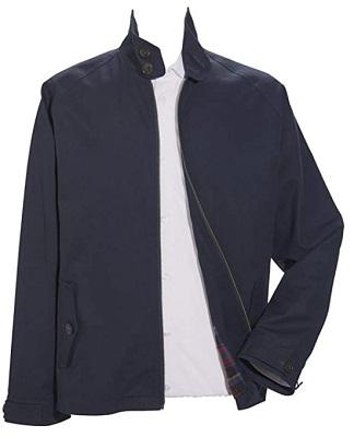 James Bond Quantum of Solace Harrington jacket affordable alternative