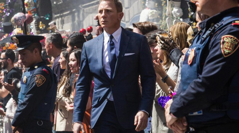 Affordable James Bond SPECTRE Tom Ford Prince of Wales suit