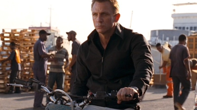 Quantum of Solace James Bond Y-3 Haiti Jacket Budget alternatives