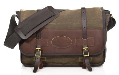 Fox River Vintage Messenger Bag Daniel Craig Style