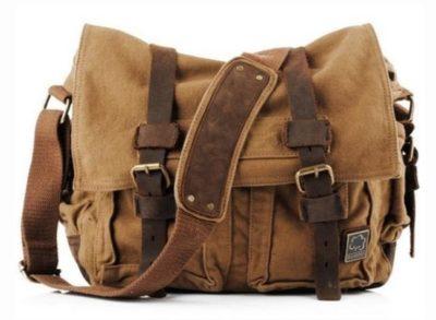 Belstaff 554 Colonial Messenger Bag