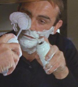 Affordable James Bond shaving