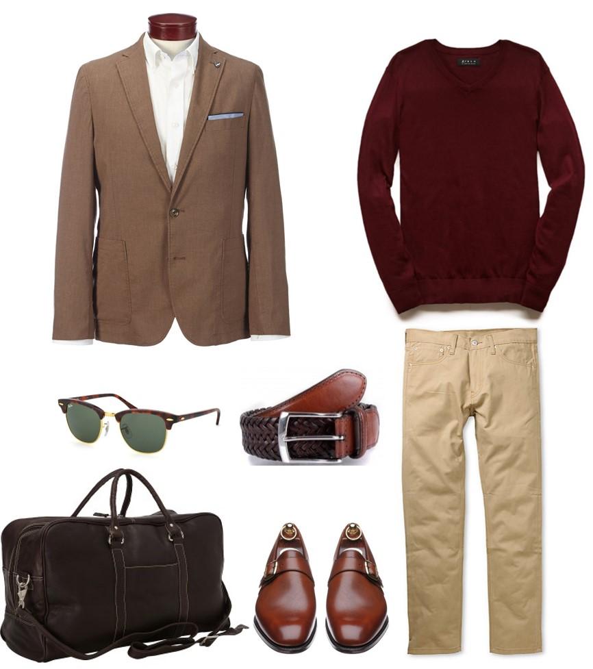 4 ways to wear the James Bond Linen Blazer