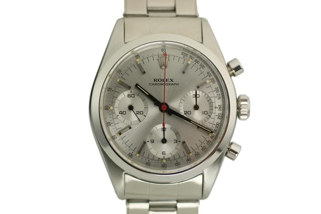 affordable alternatives OHMSS Rolex Chronograph Ref 6238