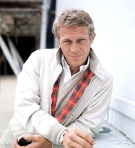 Steve McQueen Baracuta Harrington Jacket