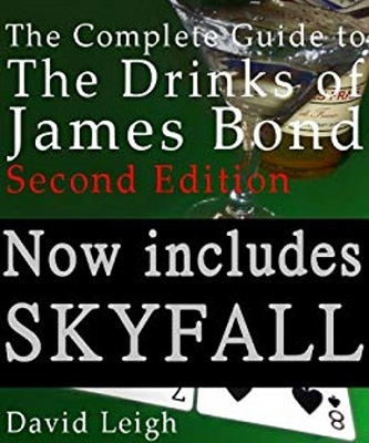 The Drinks of James Bond book