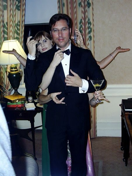 James Bond Halloween Party