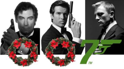 James Bond Holiday Party Style Guide