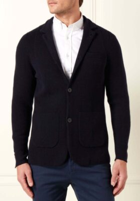 N.Peal 007 Milano Cashmere Jacket