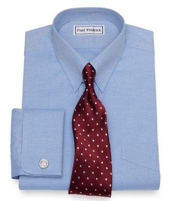 affordable alternatives James Bond Tab Collar Shirt