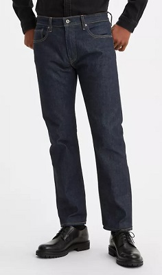Levi's Made and Crafted 502 selvedge denim jeans