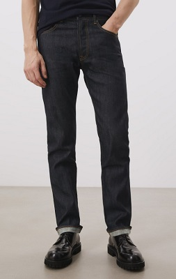 Marks & Spencer budget selvedge denim jeans
