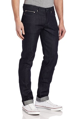 Naked & Famous selvedge denim jeans