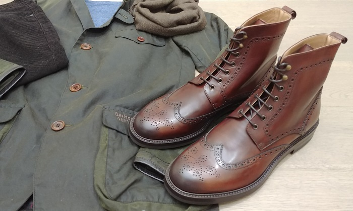 Velasca Tirape Wing Tip Boots Review