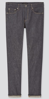 Uniqlo Stretch Selvedge Denim Jeans