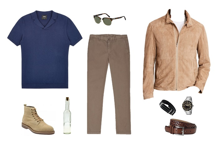 How to Wear the Tom Ford SPECTRE Polo